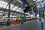 Brighton Railway Station, Brighton, Sussex, England, United Kingdom, Europe
