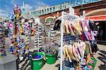 Seaside Kitsch, Brighton Beach, Brighton, Sussex, England, Vereinigtes Königreich, Europa
