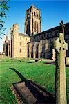 Durham Cathedral, UNESCO World Heritage Site, Durham, County Durham, England, United Kingdom, Europe
