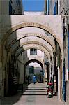 Rue de la Medina, Essaouira, Morocco, North Africa, Africa