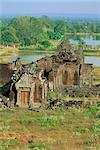 Wat Phu, Champasak, Laos, Asie