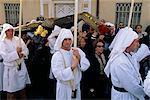 Procession, Holy Week, Cagliari, Sardinia, Italy, Europe
