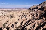 Valley of Goreme, central Cappadocia, Anatolia, Turkey, Asia Minor, Asia