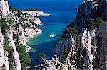 Cassis, Calanque d'en Vau, Bouches-du-Rhône, Provence, France, Méditerranée, Europe