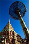 Wat Phra That Doi Suthep, Chiang Mai - Doi Suthep, Thailand, Asia