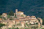 Montefiorale, Chianti Region, Provinz Florenz, Toskana, Italien, Europa
