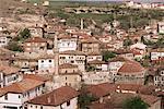 Ottoman maisons à Safranbolu, patrimoine mondial de l'UNESCO, Anatolie, Turquie, Asie mineure, Eurasie