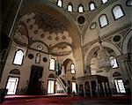 Interior of the Selimiye mosque, Konya, Anatolia, Turkey, Eurasia