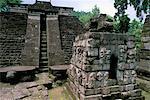 Candi Ceto, Hindu temple, Solo region, island of Java, Indonesia, Southeast Asia, Asia