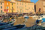 St. Tropez, Var, Cote d'Azur, Provence, French Riviera, France, Mediterranean, Europe