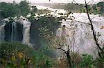 Blue Nile falls,Lake Tana area,Gondar region,Ethiopia,Africa