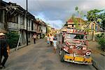 Ville de Boac, île de Marinduque, au sud de Luzon, aux Philippines, Asie du sud-est, Asie