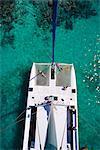 Top of the mast,Antigua,West Indies
