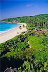 La Digue,Seychelles