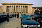 Tianamen Square, Pékin, Chine