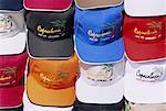 Hats for sale,Rio de Janeiro,Brazil,South America