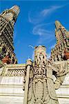Wat Arun, Wat Arun, Bangkok, Thaïlande