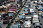 Traffic Congestion,Bangkok,Thailand,Asia