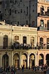 Avenue Agramonte, la Havane, Cuba, Antilles, l'Amérique centrale