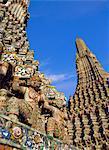Wat Arun,Temple of the Dawn,Bangkok,Thailand