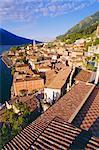 Limone,Lake Garda,Italy