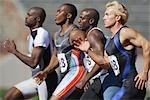 Four Sprinters