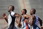 Three Sprinters
