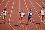 Winning a Sprint