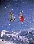Skiing (Jumping)