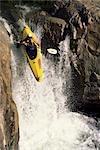 Eaux vives kayak