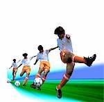 Soccer (Kicking)