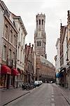 Historic Bruges, Belgium