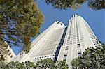 Metropolitan Government buildings, Shinjuku, Tokyo, Honshu, Japan, Asia