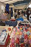 Flea market, Takayama, Gifu prefecture, Honshu, Japan, Asia