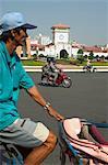 Marché public de la ville de Ben Thank, Ho Chi Minh ville (Saigon), Viêt Nam, Asie du sud-est, Asie