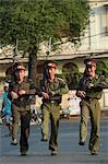 Défilé de l'armée, Ho Chi Minh ville (Saigon), Viêt Nam, Asie du sud-est, Asie