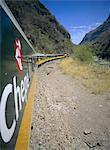 Train Chepe, Copper Canyon, Sierra Madre, Chihuahua, Mexique, Amérique centrale