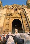 Pâques dimanche, à Lima, au Pérou, en Amérique du Sud