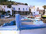 Île de Lipari, Iles Eolie (Iles Eoliennes), UNESCO World Heritage Site (Italie), Méditerranée, Europe