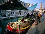S. quartier de Elena, Venise, Vénétie, Italie, Europe