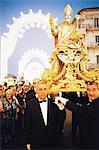 Festival de St. Oronzo, Lecce, Pouilles, Italie, Europe