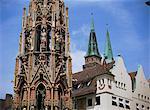 Nuremberg, Bavière, Allemagne, Europe