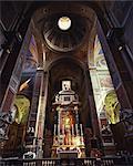 S. Agostino church, Rome, Lazio, Italy, Europe