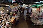Temple Street Night Market, Yau Ma Tei district, Kowloon, Hong Kong, China, Asia