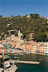 Portofino, Riviera di Levante, Ligurie, Italie, Europe