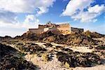 Fort National, St Malo. Ille-et-Vilaine, Brittany, France