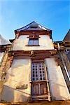 Half Timbered House, Vitre, Ille-et-Vilaine, Brittany, France