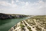 Rio Grande-rivière, Texas, USA