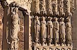 Notre Dame Cathedral, Ile de la Cite, Paris, France, Europe