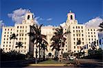 Hotel Nacional, Vedado, la Havane, Cuba, Antilles, Amérique centrale